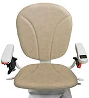 Standard Seat Cushion in Beige Color