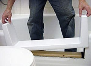 Tub to Shower Conversion Process