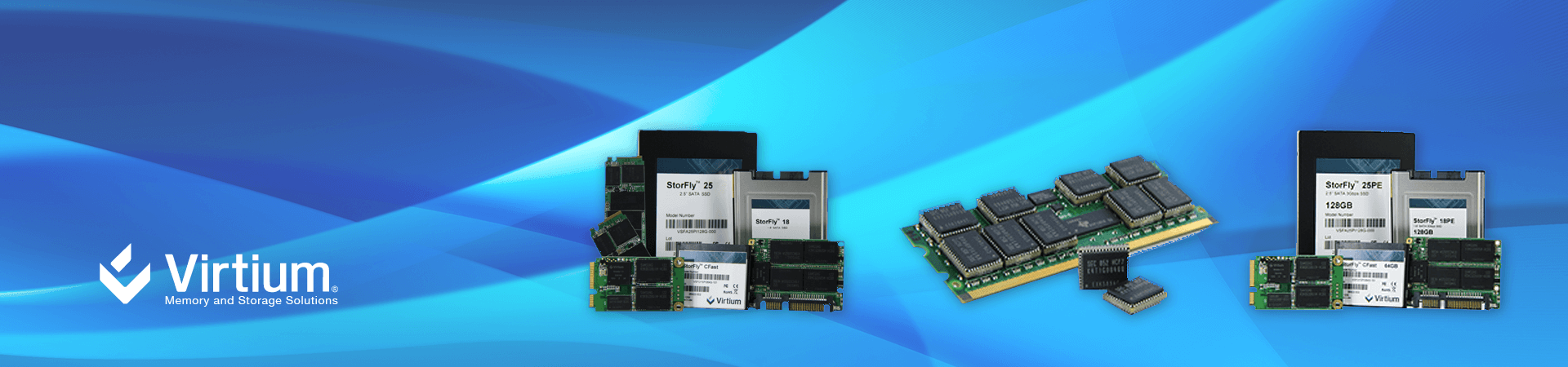 Solid State Storage and Memory by Virtium
