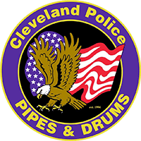 The Pipes & Drums of the Cleveland Police